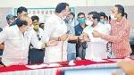 కాంగ్రెస్ ఎమ్మెల్యే రాజగోపాల్ రెడ్డిపై కేసు నమోదు: మంత్రితో వాగ్వాదమే కారణం?
