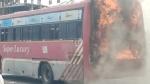 viral video: నడిరోడ్డుపై బూడిదైన tsrtc బస్సు -డ్రైవర్ సహా 29 మంది ప్రయాణికులు సేఫ్