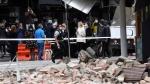 Australia earthquake: వణికిన మెల్బోర్న్: భవనాలు ధ్వంసం