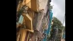 Viral video: బెంగళూరులో కుప్పకూలిన బిల్డింగ్: అంతకుముందే- 50 మంది కార్మికులు ఖాళీ