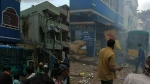 బెంగళూరులో భారీ పేలుడు: ముగ్గురు మృతి, పలువురికి గాయాలు, భీతావహంగా ఘటనా స్థలం