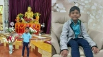 Pic talk:చిన్నపిల్లాడిలా మారిన గంధం చంద్రుడు..కుమారుడి విజయం చూసి సగర్వంగా..!!