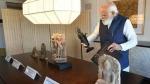 నృత్య గణేశ, 900 ఏళ్ల నటరాజ విగ్రహంతో పాటు 157 పురాతన విగ్రహాలు; మోడీకి యూఎస్ రిటర్న్ గిఫ్ట్
