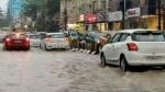 హైదరాబాద్లో వర్ష బీభత్సం: కాలనీల్లోకి చేరిన వరదనీరు, పలుచోట్ల నో పవర్
