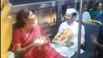 సజ్జనార్.. నిమజ్జనోత్సవంలో సంథింగ్ స్పెషల్ : వినాయకుడి విగ్రహంతో ఇలా..!!