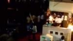 హోం మంత్రి నియోజకవర్గంలో వైసీపీ విధ్వంసం: టీడీపీ  మహిళా నేత ఇంటిపై దాడి, ఆరు బైక్ లు దగ్ధం