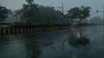 ఉరుములు, ట్రాఫిక్ జామ్.. ఢిల్లీలో వర్షంతో ఆరెంజ్ అలర్ట్ జారీ