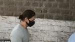 ఆర్యన్ ఖాన్ ను కలవటానికి జైలుకు వెళ్ళిన షారుక్ ఖాన్ ; జైల్లో ఆర్యన్ ఖాన్ పరిస్థితి ఇలా !!
