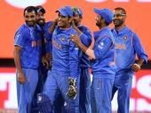1st T20: టాస్ గెలిచిన భారత్, గాయం కారణంగా గేల్ ఔట్