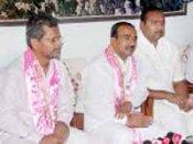 జైల్ భరో: తెరాస నేతల అరెస్టు