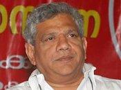 తెలంగాణపై మమ్మల్ని టార్గెట్ చేయొద్దు: సిపిఎం ఏచూరి