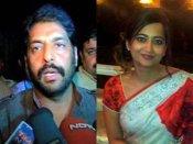 ట్విస్ట్: ఎయిర్ హోస్టెస్ గీతికను బెదిరించిన కందా 'భార్య'
