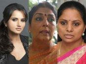 సానియాపై లక్ష్మణ్ వ్యాఖ్య నాన్సెన్స్: రేణుకా, సిల్లీ: కవిత