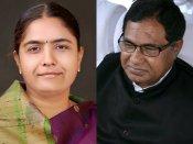 కెసిఆర్కు జానా లేఖ: సునీతా లక్ష్మారెడ్డి ధీమా