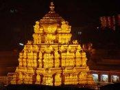 తిరుమలలో అన్యమత ప్రచారం చేశా!: షాకింగ్ వీడియో