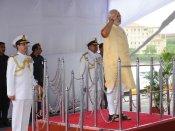 మోడీ ఆమోదం: చైనాకు పోటీగా రూ. 50 వేల కోట్లతో యుద్ధ నౌకలు