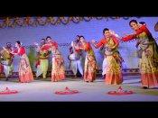 కల్చరల్ ఫెస్ట్: అబ్బురపర్చిన నృత్యాలు(పిక్చర్స్)