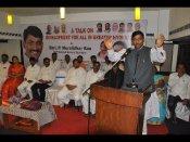 రాజయ్య కోడలు సారికకి ఏంన్యాయం చేశారు: బిజెపి, హైదరాబాద్పై మురళీధర్