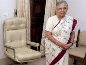 అధికారిక ప్రకటన: యూపీ కాంగ్రెస్ సీఎం అభ్యర్ధిగా షీలా దీక్షిత్