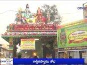 తెలుగు రాష్ట్రాల్లో కార్తీక పౌర్ణమి శోభ