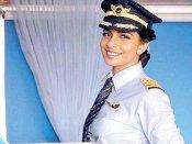777 బోయింగ్కు యంగెస్ట్ లేడీ కమాండర్ విజయవాడ 'దివ్య'