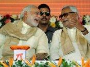 నితీష్ కీలక నిర్ణయం: ఎన్డీఏలో చేరిక, జేడీయూ తనదేనంటూ శరద్ యాదవ్
