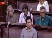 ఖాతా తెరిచిన సచిన్: ఎట్టకేలకు రాజ్యసభకు హాజరు