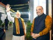 ఒక్కో రాష్ట్రం మా వశం, మోడీని ప్రజలు నమ్మారు: అమిత్ షా, కాంగ్రెస్కు 'కులం' షాక్