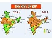 దటీజ్ నరేంద్ర మోడీ! గుజరాత్, హిమాచల్లతో కలుపుకొని 29 రాష్ట్రాల్లో 19 బీజేపీవే