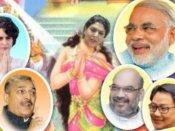 వివాదాస్పద పోస్టర్: ద్రౌపదిగా రేణుకా చౌదరి, కౌరవులుగా మోడీ, అమిత్ షా