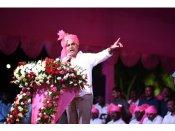 బాబు కాళ్ల వద్దకు, అమరావతికి దాసోహం చేస్తామా?: కాంగ్రెస్పై కేటీఆర్ నిప్పులు