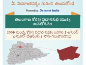 తెలంగాణ అసెంబ్లీ ఎన్నికలు:  కోరుట్ల నియోజకవర్గం గురించి తెలుసుకోండి