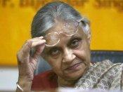 ఢిల్లీ ప్రదేశ్ కాంగ్రెస్ పార్టీ అధ్యక్షురాలిగా షీలా దీక్షిత్, ముగ్గురు వర్కింగ్ ప్రెసిడెంట్స్