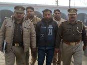 బులంద్షహర్ అల్లర్లు: పోలీసు అధికారి హత్యకేసులో ప్రధాన నిందితుడు అరెస్టు