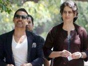 ప్రియాంక గాంధీ తర్వాత.. రాజకీయాల్లోకి రాబర్ట్ వాద్రా?: అలా హింట్ ఇచ్చారు