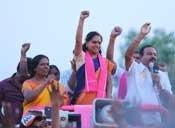 లోకసభ ఎన్నికలు: టీఆర్ఎస్ నేతల ప్రచారం