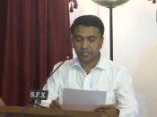 గోవా సీఎం కుర్చీపై కాంగ్రెస్ కన్ను.. రేపే బల పరీక్ష..!