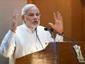 అబుదాబీ టవర్స్పై మోడీ చిత్రం...! వీడియో