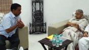 హస్తినలో నీరు, కరెంట్ కష్టాలు .. సమస్య తీర్చాలని కేజ్రీతో షీలా డిమాండ్