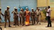 వీడియో: రాజీవ్ గాంధీ హత్యకేసు ప్రధాన నిందితురాలు నళిని జైలు నుంచి విడుదల!