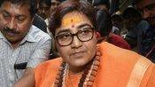 జైట్లీ, సుష్మా స్వరాజ్లపై విపక్షాలు చేతబడి చేయించాయి: ప్రగ్యా సాధ్వీ