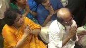అత్తి వరదార్ సేవలో తలైవా: ఇక ఆయన దర్శనం 2059లోనే..అప్పటిదాకా కోనేట్లోనే
