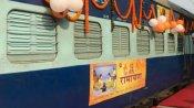 శ్రీరాముడు నడియాడిన నేలకు భక్తులను తీసుకెళ్లనున్న భారతీయ రైల్వేలు