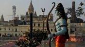 మతసామరస్యం: అయోధ్య ఆలయ నిర్మాణంకు భారీ విరాళం ఇచ్చిన ముస్లిం ఫోరం