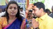 నారా లోకేష్ దీక్షపై రోజా సెటైర్లు: వేధిస్తున్నారంటూ నారా లోకేష్