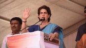 Ayodhya verdict : స్పందించిన ప్రియాంకా గాంధీ .. హింసకు చోటివ్వకండి
