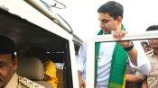 క్యాపిటల్ వార్ .. నారా లోకేష్ అరెస్ట్ .. రాజధానిలో కొనసాగుతున్న ఉద్రిక్తత