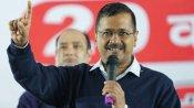 Delhi Exit Poll Result 2020: 44 సీట్లతో ఆప్కే ఢిల్లీ ప్రజల పట్టం: 'టైమ్స్ నౌ ఐపీఎస్వోఎస్ '