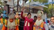 అయోధ్యలో హనుమంతుడి విగ్రహాం నెలకొల్పండి, సుందరకాండ పారాయణంతో ఆశీస్సులు: ఆప్ ఎమ్మెల్యే