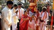 7న మేడారంకు ఫ్యామిలీతో సీఎం కేసీఆర్: వనదేవతలను దర్శించుకున్న 50 లక్షల మంది భక్తులు